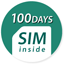 100DAYS SIM inside